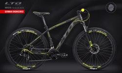 """Велосипед LTD Rocco 756 Black-Neon 27.5"""" (2021)"""