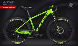 "Велосипед LTD Rocco 756 Green 27.5"" (2021)"