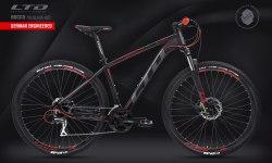 "Велосипед LTD Rocco 760 Black-Red 27.5"" (2021)"