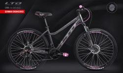 Велосипед LTD Lira 730 Grey-Rose (2021)
