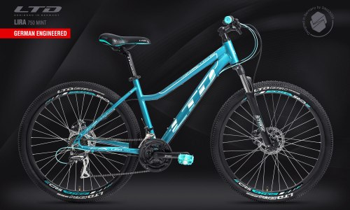 Велосипед LTD Lira 750 Mint (2021)