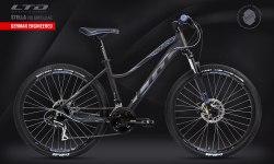 Велосипед LTD Stella 760 Grey-Lilac (2021)