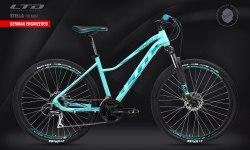 Велосипед LTD Stella 760 Mint (2021)
