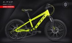 Велосипед LTD Bandit 240 Neon (2021)