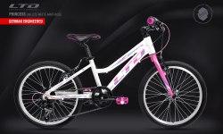 Велосипед LTD Princess 240 Lite White-Rose (2021)
