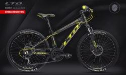 Велосипед LTD Bandit 440 Black-Neon (2021)