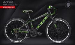 Велосипед LTD Bandit 440 Lite Black-Green (2021)