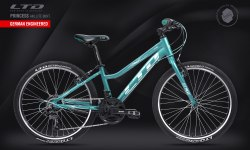 Велосипед LTD Princess 440 Lite Mint (2021)