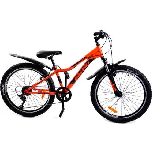 Велосипед Bibi Mars 24 (оранжевый)