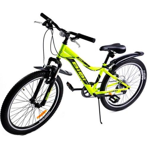 Велосипед Bibi Mars 24 (зелёный)