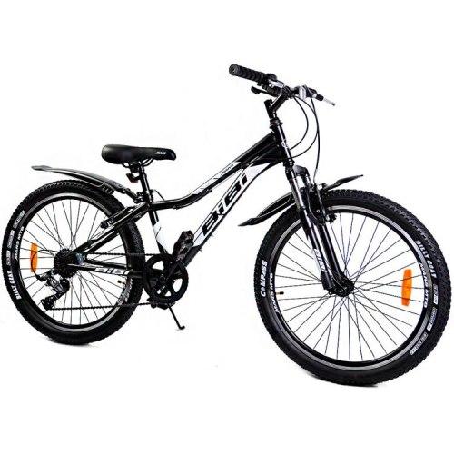 Велосипед Bibi Mars 24 (чёрный)