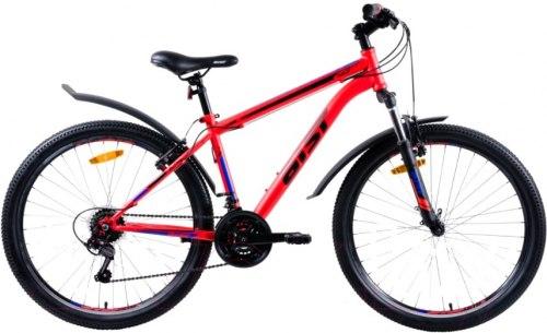 Велосипед Aist Quest (красно-синий)