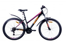 Велосипед Aist Quest W (чёрный)
