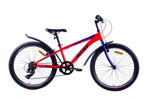 Велосипед Aist Rocky Junior 1.0 (красный)