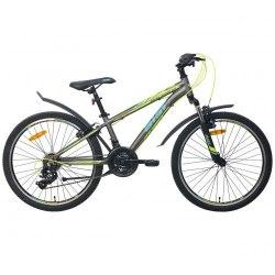 Велосипед Aist Rocky Junior 1.1 (серый)