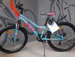 Велосипед Aist Rosy Junior 1.1 (бирюзовый)