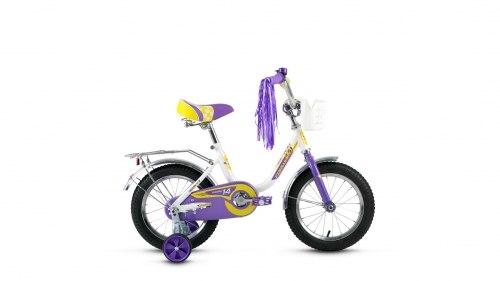 Велосипед детский Forward Racing 14 girl (2016)