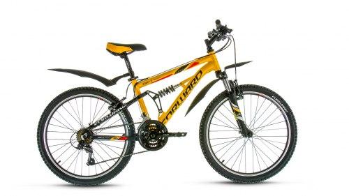 Велосипед Forward Edge 1.0 (2017)