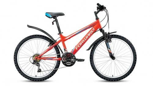 Велосипед Forward Titan 2.0 (2018)