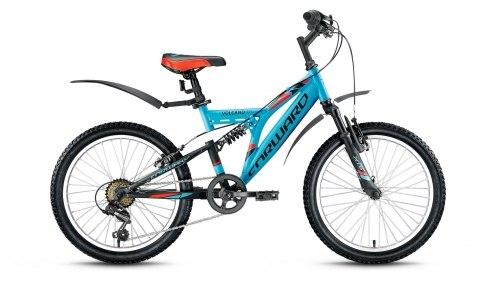 Велосипед Forward Volcano 1.0 (2017)