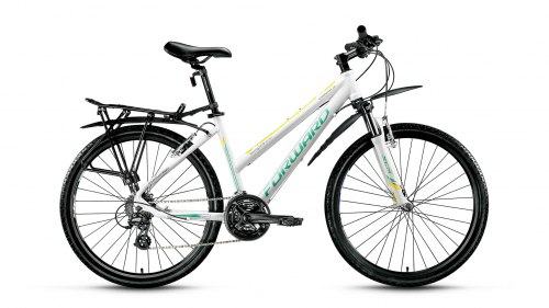 Велосипед Forward Canberra 1.0 (2017)