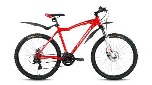Велосипед Forward Hesper 2.0 disc (2017)