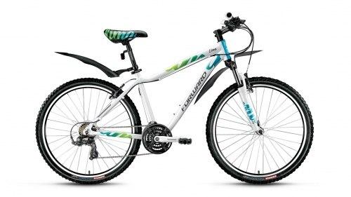 Велосипед Forward Lima 1.0 (2017)