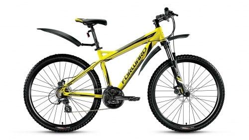 Велосипед Forward Quadro 2.0 disc (2017)
