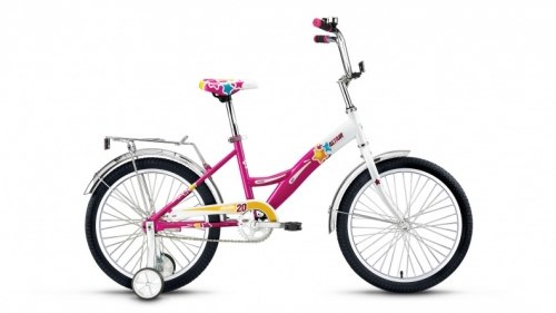 Велосипед детский Altair City 20 girl