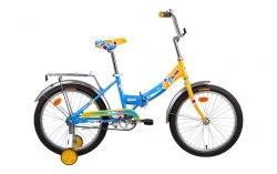 Велосипед детский Altair City 20 girl Compact