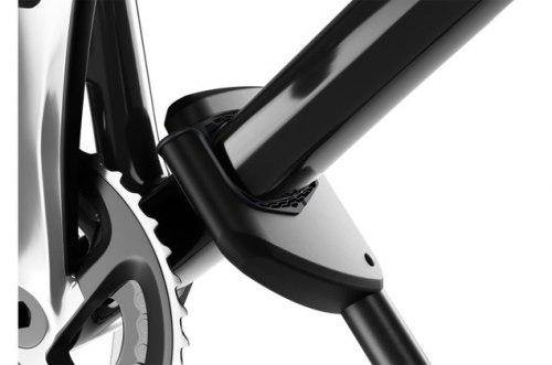 Велобагажник Thule ProRide silver 598