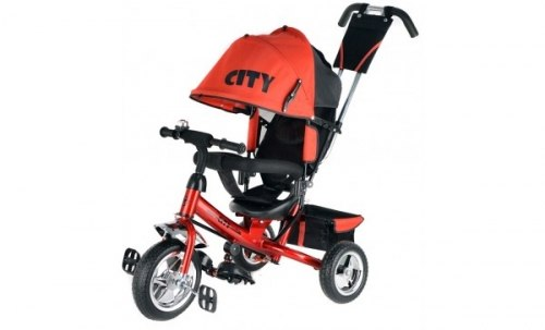 Велосипед детский Trike City JW7