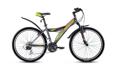 Велосипед Forward Dakota 26 2.0 (2018)