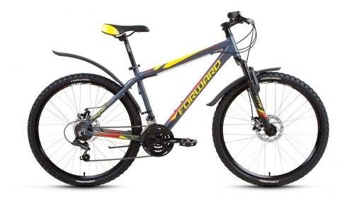 Велосипед Forward Hardi 2.0 disc (2018)