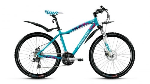 Велосипед Forward Lima 2.0 disc (2017)