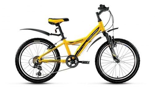 Велосипед детский Forward Comanche 2.0 (2018)