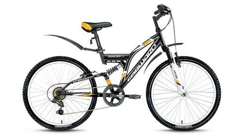 Велосипед Forward Cruncher 1.0 (2017)