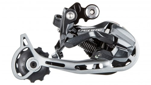 Велосипед Shimano Deore RD-M592-SGS SHADOW (9 передач)