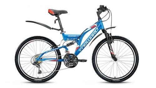 Велосипед Forward Cruncher 2.0 (2017)