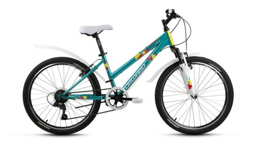 Велосипед Forward Iris 24 1.0 (2018)
