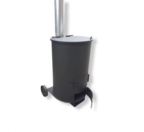"""Печь для сжигания мусора """"Дым - Дымок"""" 3 мм (Nada)"""