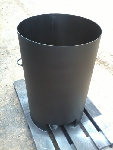 Печь - Бочка 3М для сжигания мусора (Nada)