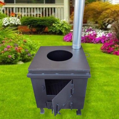 """Печь для сжигания садового мусора """"Уголек"""" супер (Nada)"""