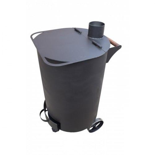 Печь сжигания садового мусора 4 мм особопрочная