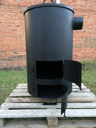 """Печь - бочка для сжигания мусора """"Смуглянка"""" 290"""