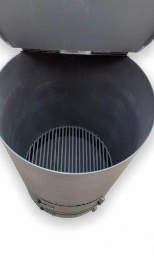 """Печь для сжигания мусора """"Золушка"""" 2 (сталь 5 мм)"""