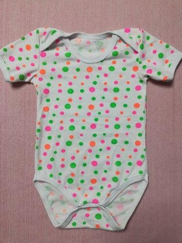 Боди-футболка, кнопки-плечи, кулир, размер 28, 30 (0781-18)