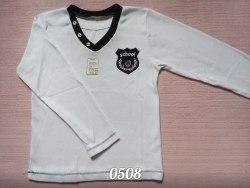 Джемпер школьный для мальчиков, вышивка, фуликра (0508)