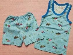 Комплект борцовка + шорты, кулир, размер 56 (0096-07)