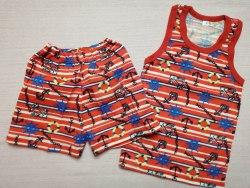 Комплект борцовка + шорты, кулир, размер 60 (0096-12)